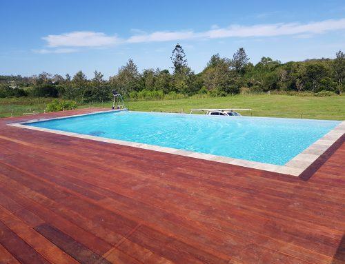 New Build Pool 2