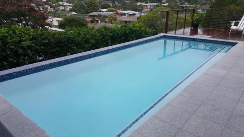 New Build Pool 4